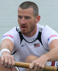 Dan Beery, U.S. Olympic Rowing Team